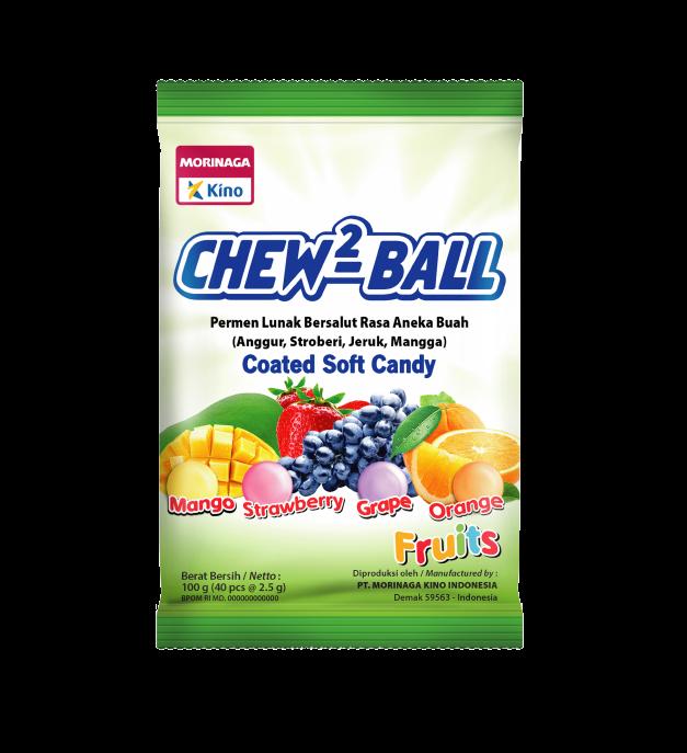 Chew Chew Ball Bag