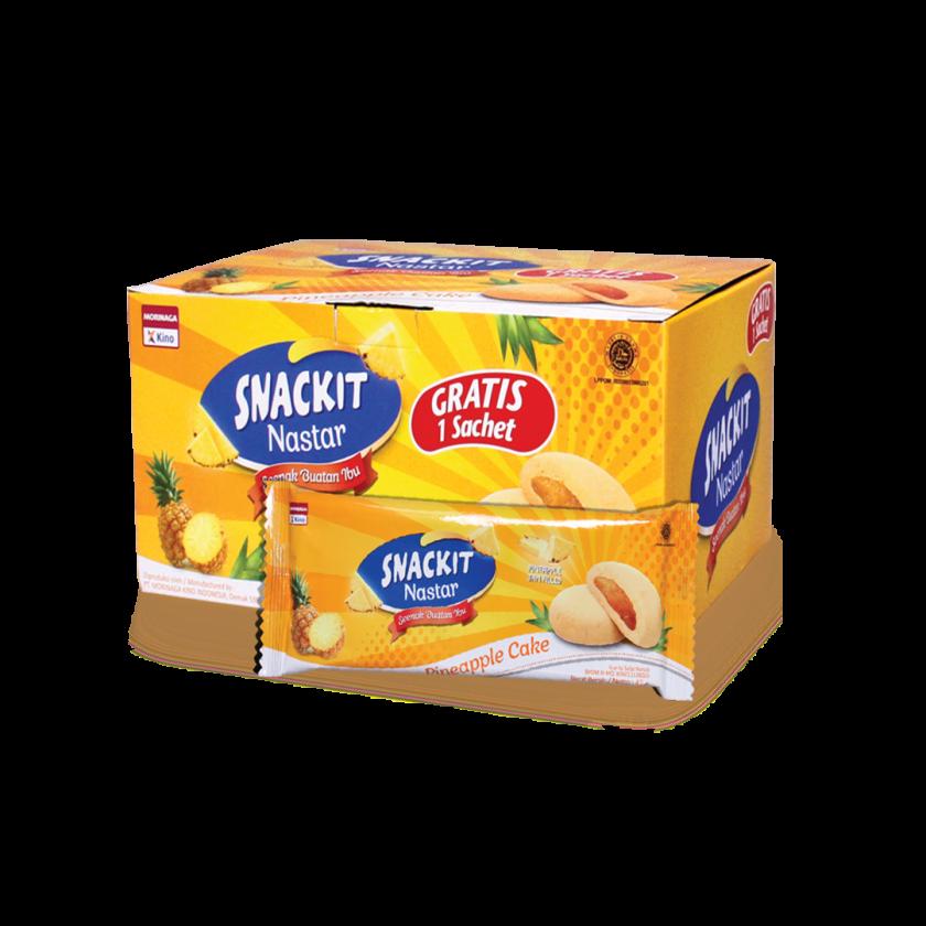 Snackit Nastar Nanas